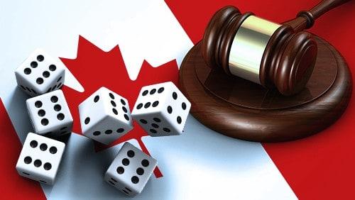 gambling laws canada