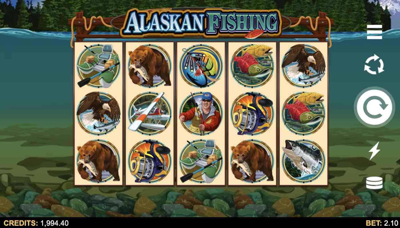 Alaskan Fishing screenshot 1