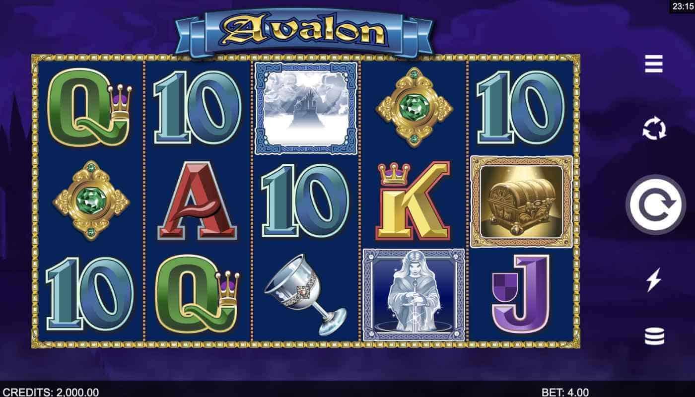 Avalon screenshot 1