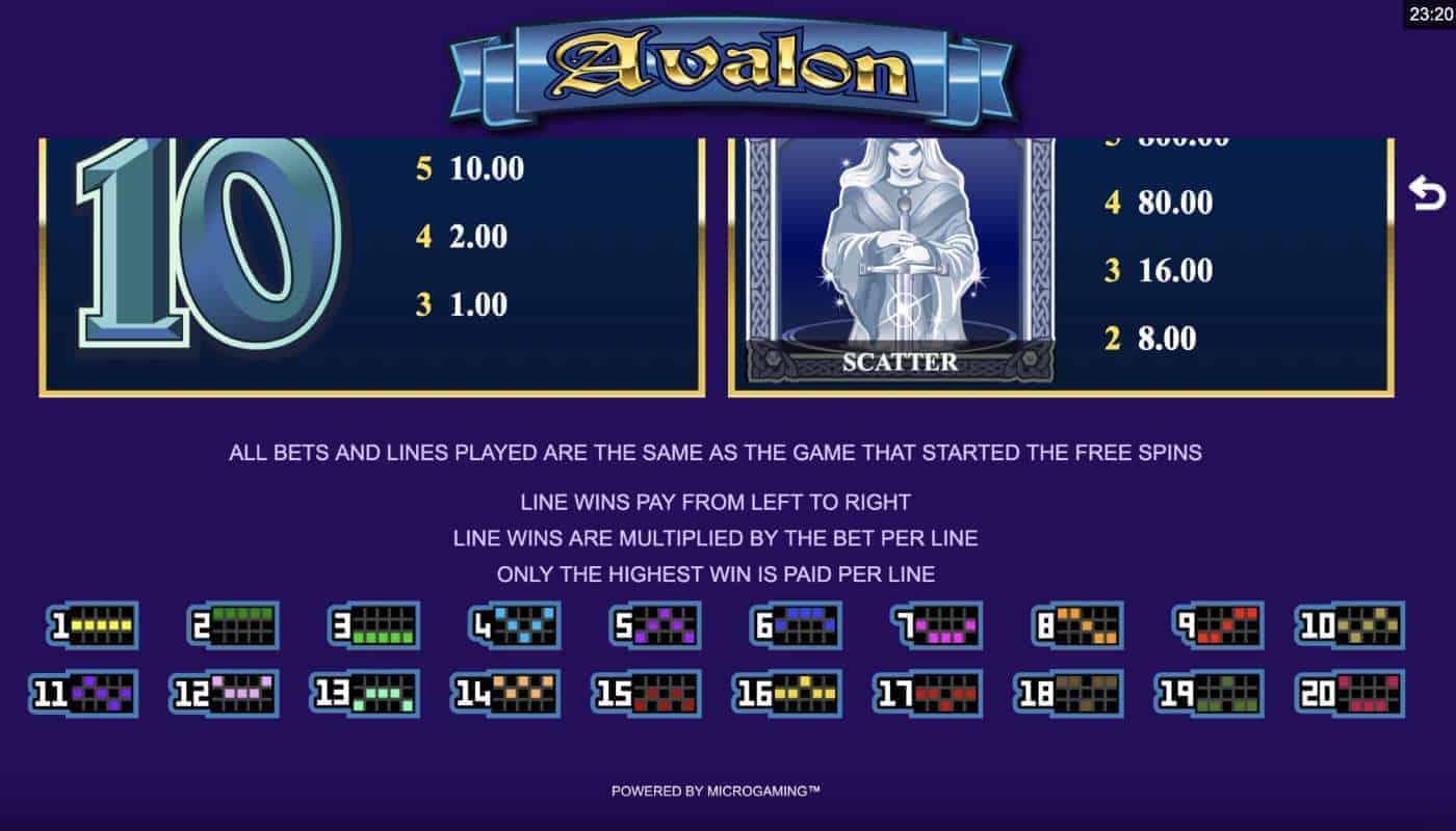 Avalon screenshot 3