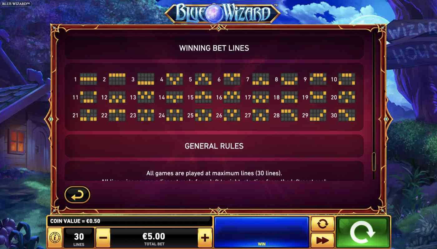 Blue Wizard screenshot 3