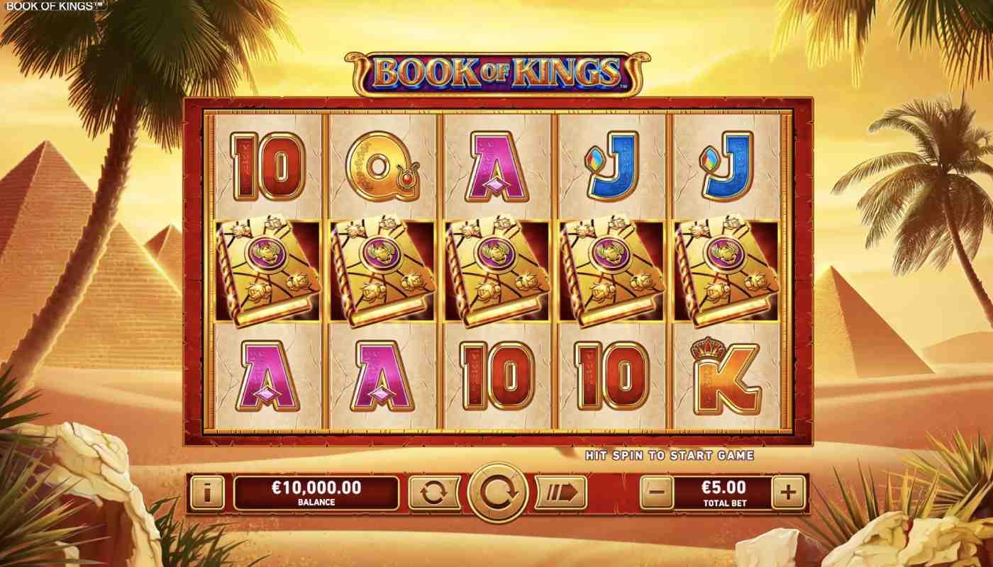 Book of Kings screenshot 1