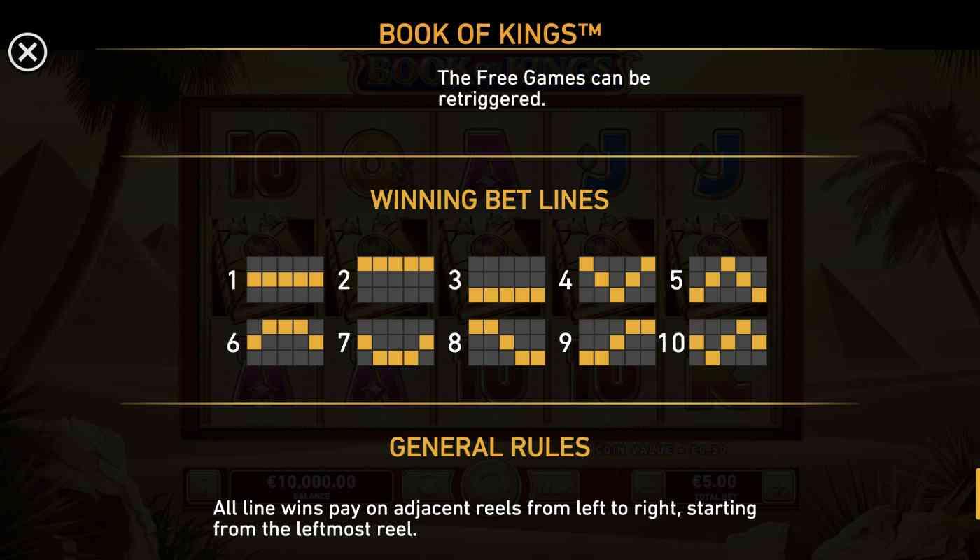 Book of Kings screenshot 3