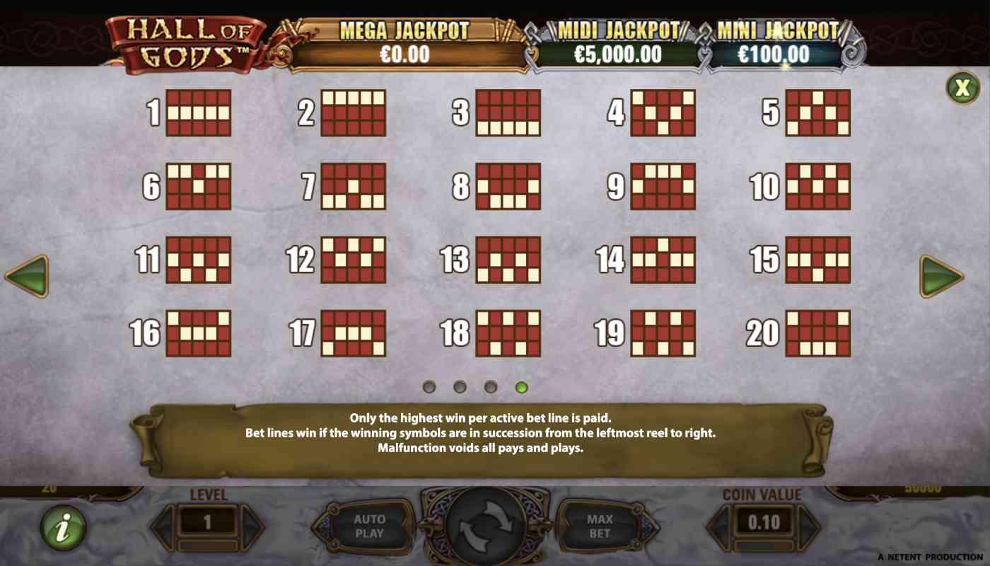Hall of Gods screenshot 3