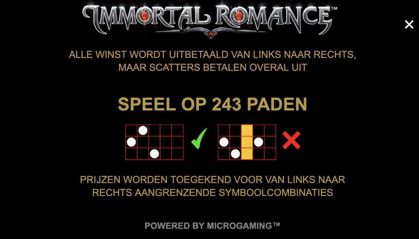 Immortal Romance screenshot 3