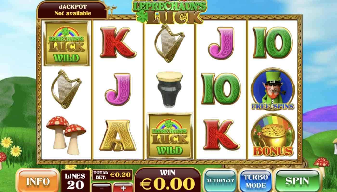 Leprechaun's Luck screenshot 1