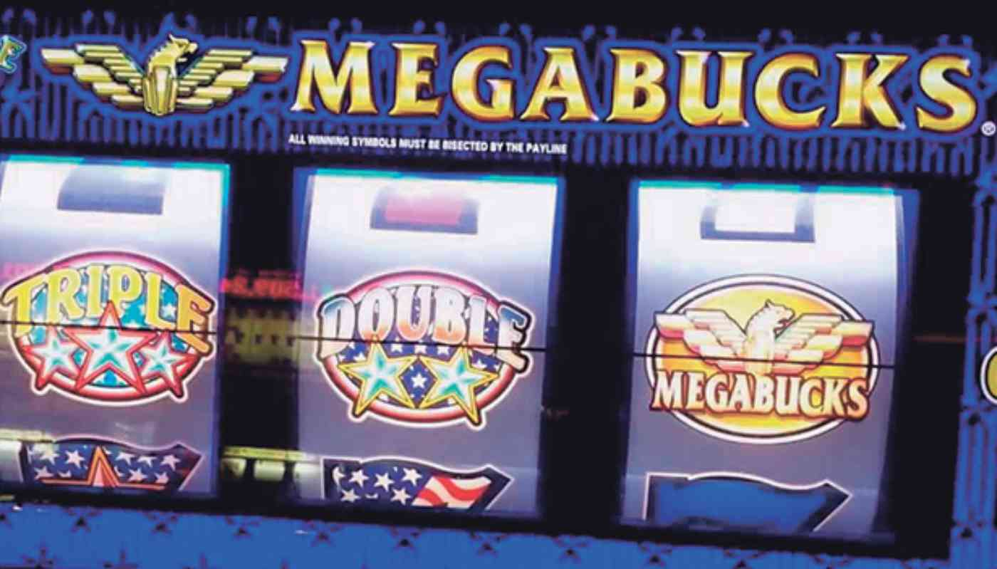 Megabucks screenshot 1