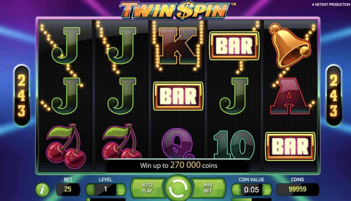 Twin Spin screenshot 1