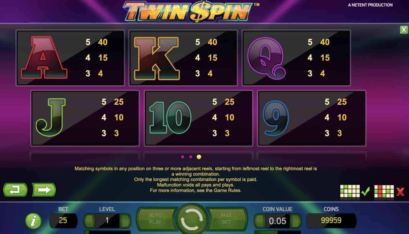Twin Spin screenshot 3