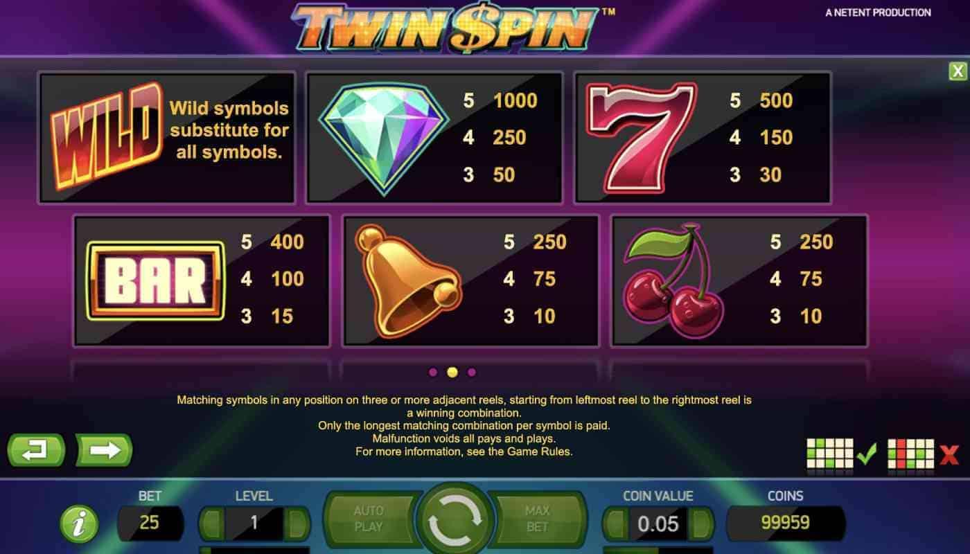 Twin Spin screenshot 2