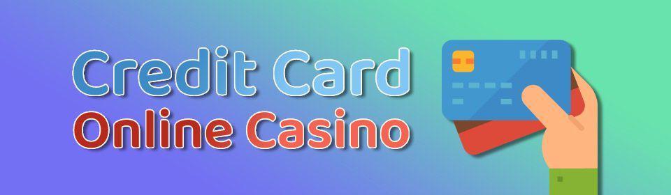 credit card casino